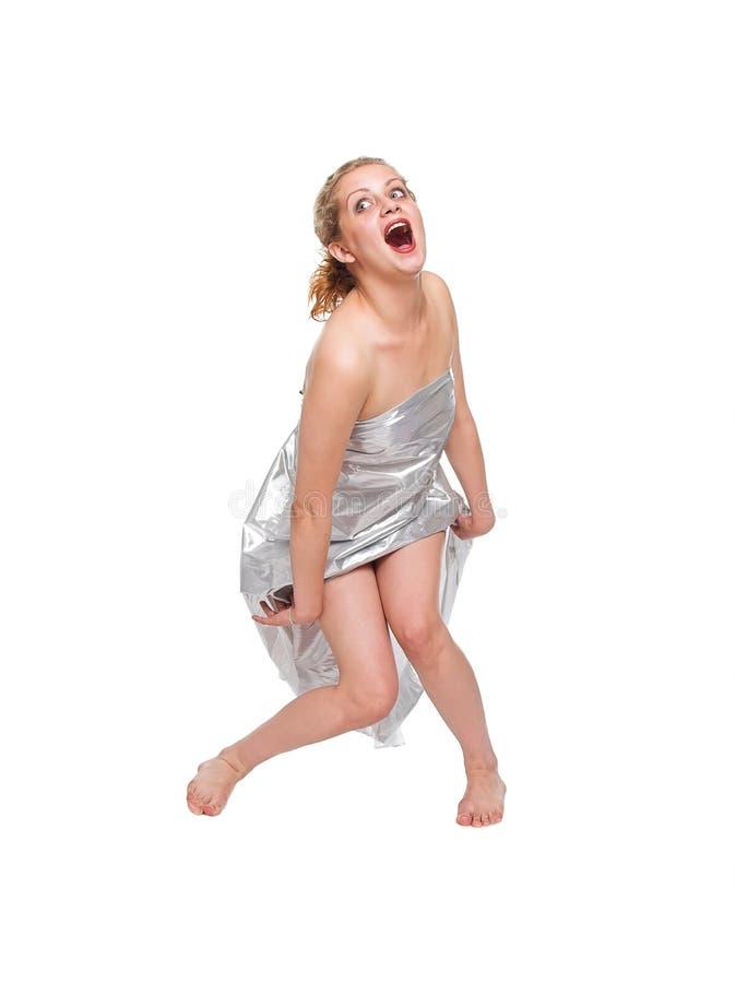 tańczące dziewczyny zdjęcie royalty free