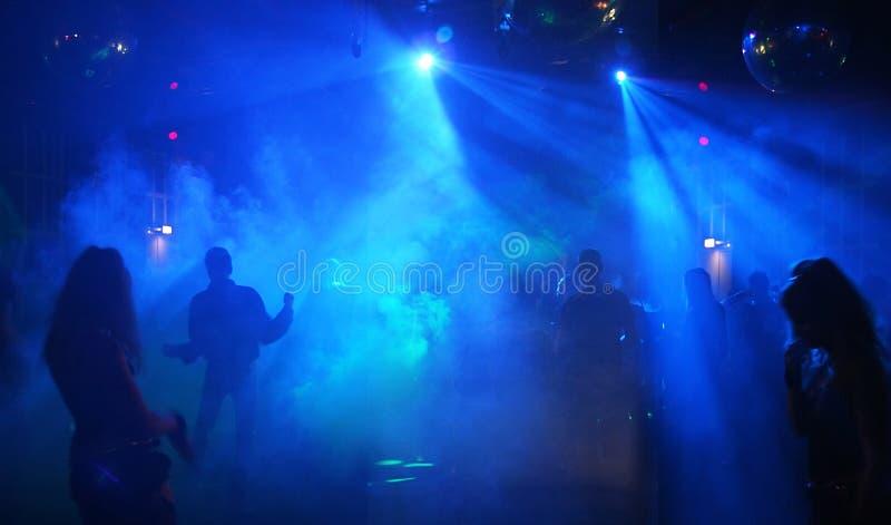 tańczące nastolatków fotografia royalty free