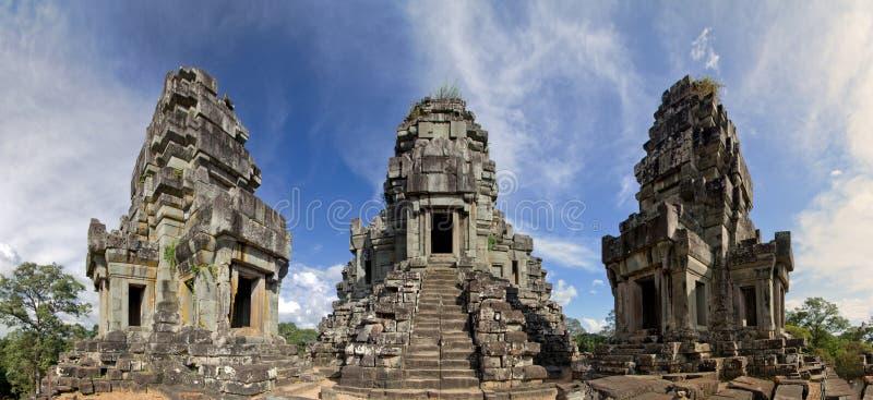 Ta Keo świątynia zdjęcia royalty free