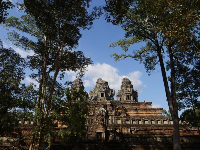 Download Ta Keo, Tempel-berg I Angkor, Cambodja Fotografering för Bildbyråer - Bild av tempel, cambodia: 106829109