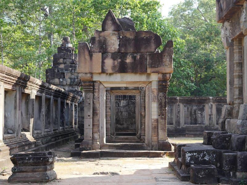 Download Ta Keo, Tempel-berg I Angkor, Cambodja Arkivfoto - Bild av moment, tempel: 106829112