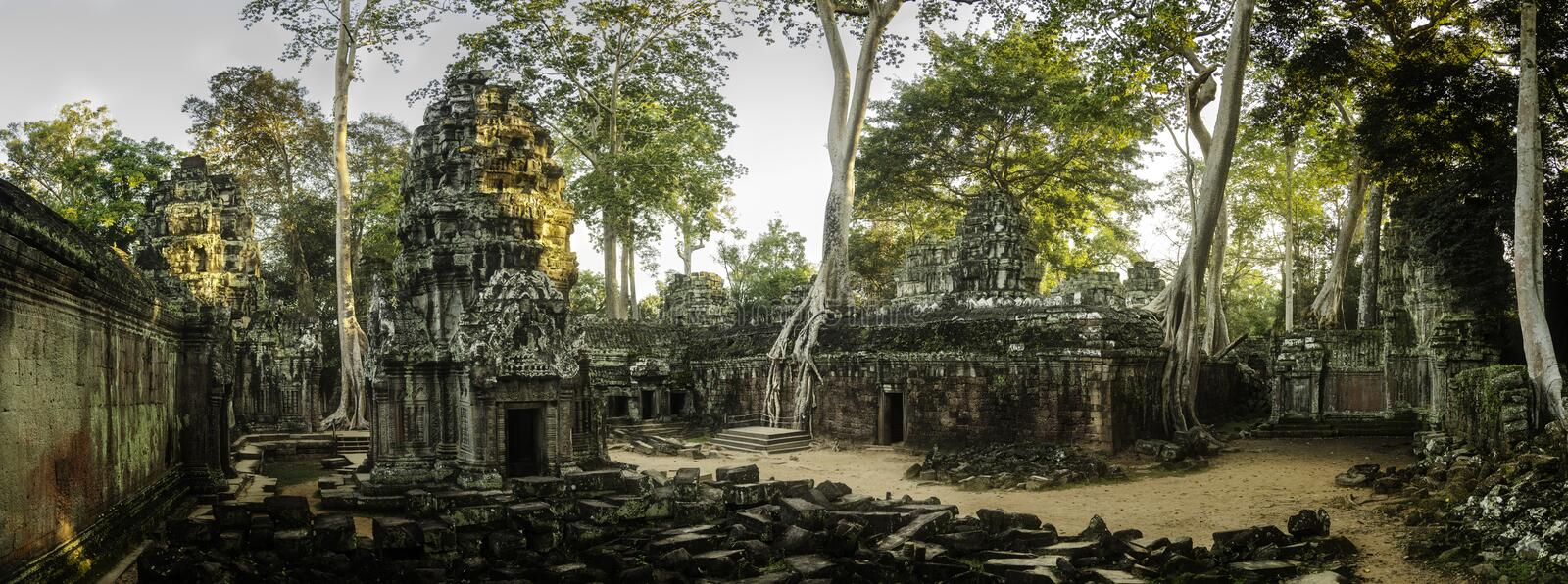 Ta Phrom royalty free stock photos