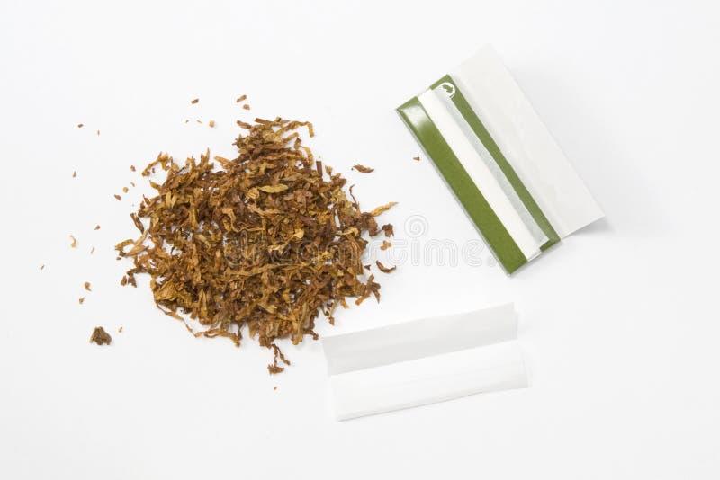 Tabacco fotografie stock
