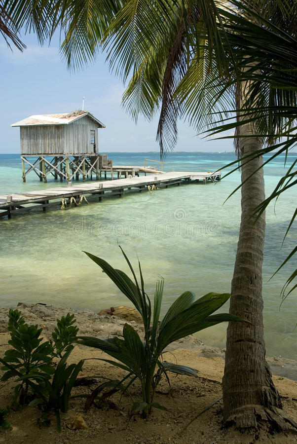 Tabaco Caye imagen de archivo libre de regalías