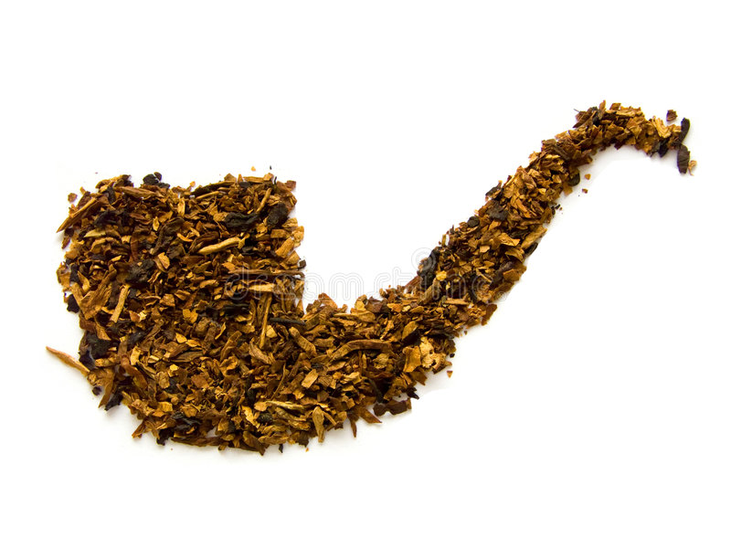 Tabak royalty-vrije stock afbeelding