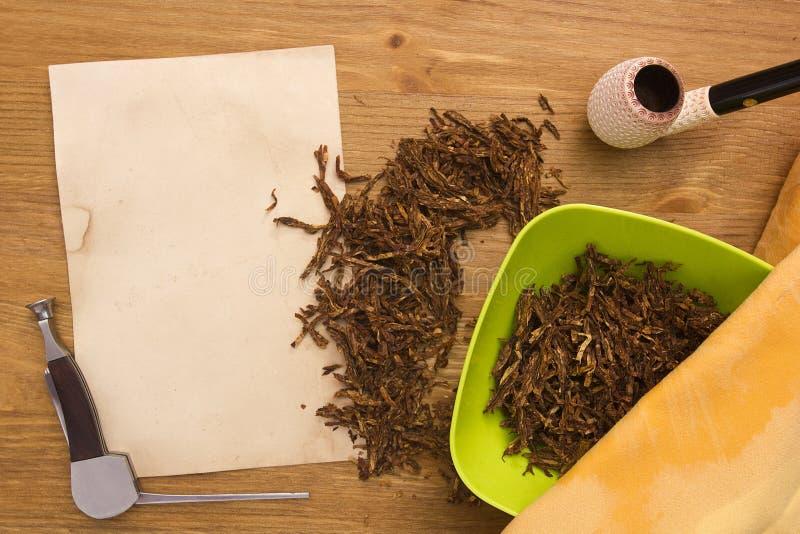 Tabak voor pijp royalty-vrije stock afbeelding