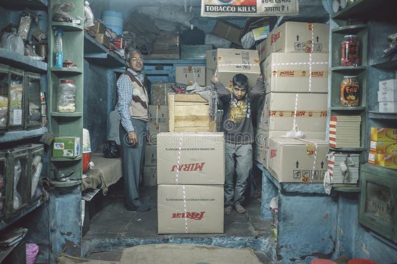 Tabaklagerraum lizenzfreie stockfotografie