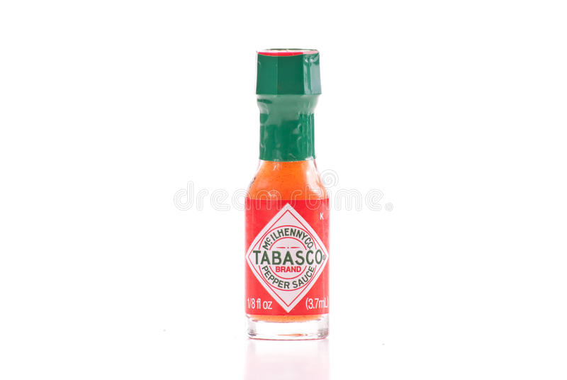 tabasco σάλτσας τσίλι εμπορικών  στοκ φωτογραφία με δικαίωμα ελεύθερης χρήσης