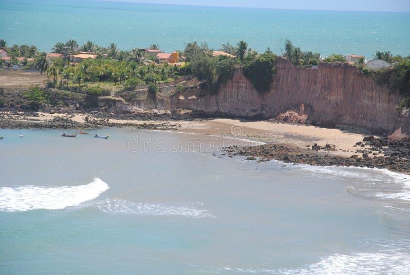Tabatinga海滩 库存照片