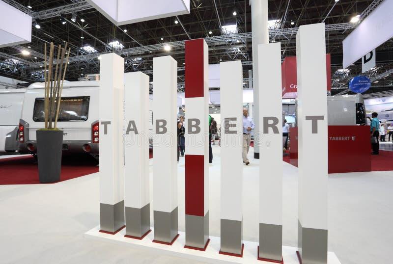 Tabbert Mobile Homes Editorial Image