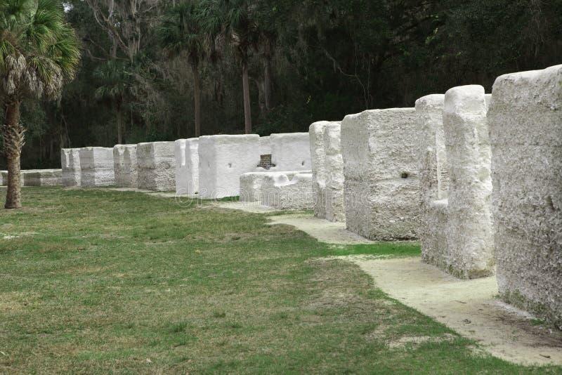 Tabby Ruins fotografia de stock