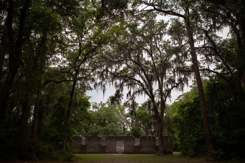 Tabby Ruins fotografía de archivo