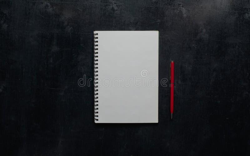 Tabela da mesa de escritório imagens de stock