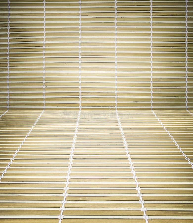 Tabela de bambu vor o produto foto de stock royalty free