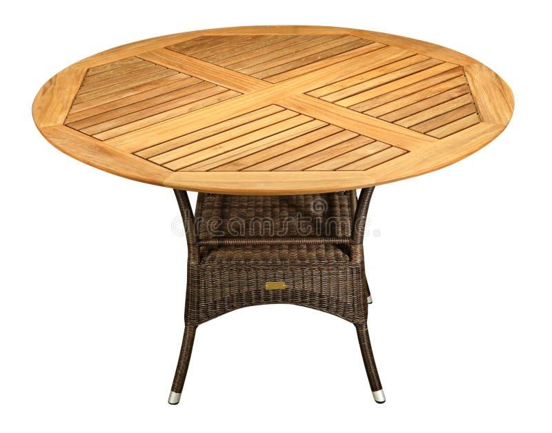 Download Tabela de madeira foto de stock. Imagem de marrom, branco - 12801740