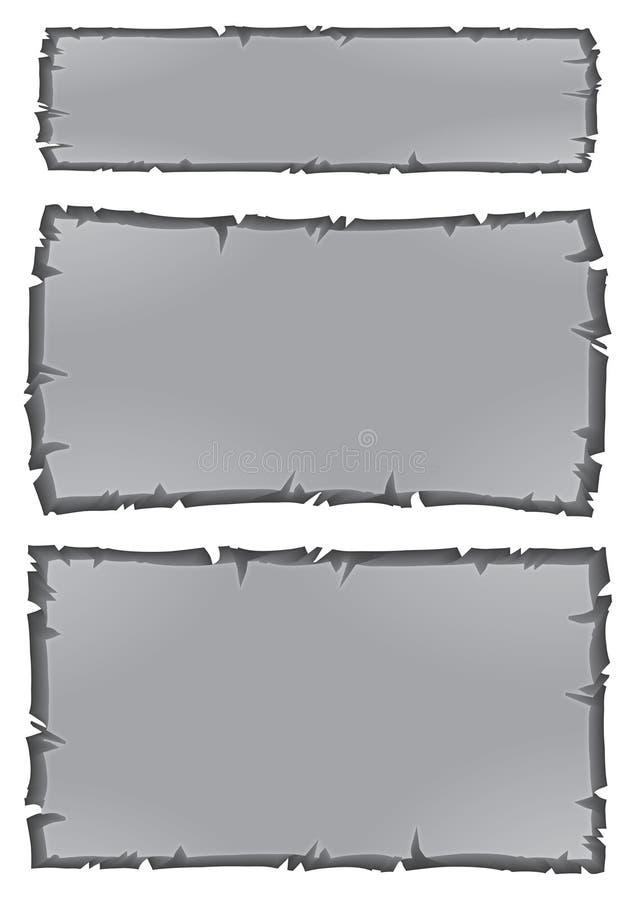 Tabela de pedra fotografia de stock royalty free