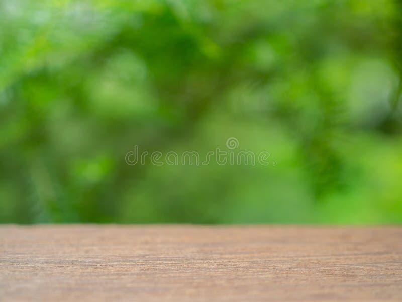 tabela drewna fotografia stock