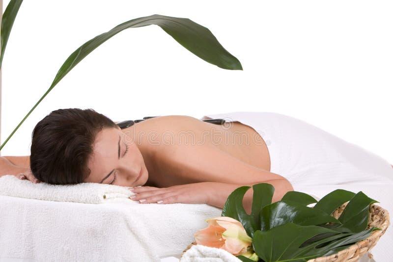 tabela masaż. fotografia royalty free