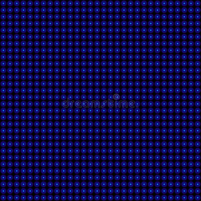 Tabella LED illustrazione vettoriale