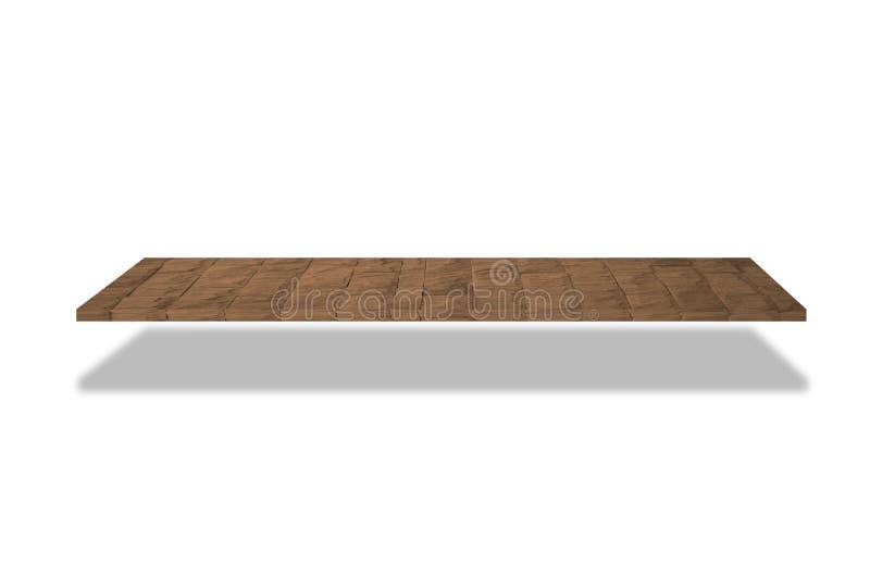 Tabellenregale gemacht vom Stein lizenzfreie stockfotos