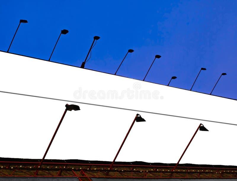 Tabellone per le affissioni fotografia stock libera da diritti
