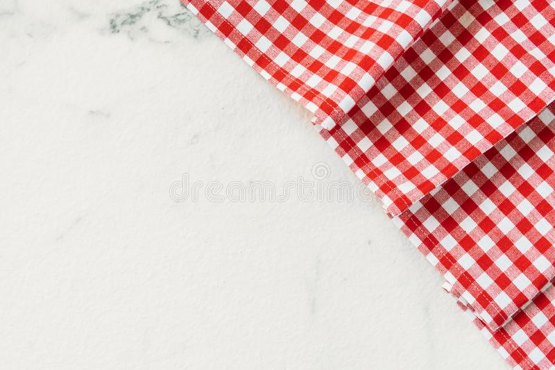 Download Tabelltorkduk Med Kopieringsutrymme Arkivfoto - Bild av torkduk, tablecloth: 106826044