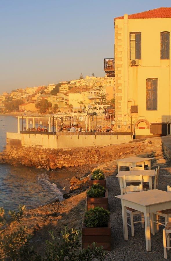 Taberna grega tradicional fotos de stock