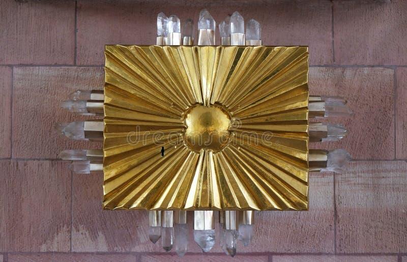tabernacle royalty-vrije stock fotografie