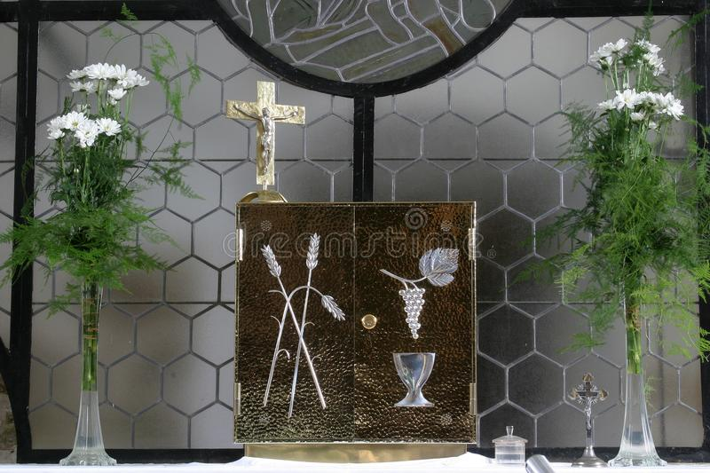 tabernacle royalty-vrije stock afbeelding