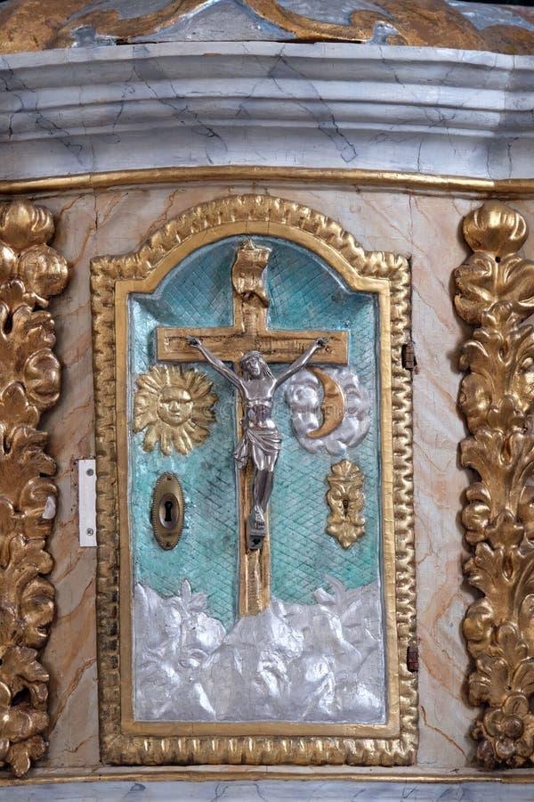 tabernacle photographie stock libre de droits