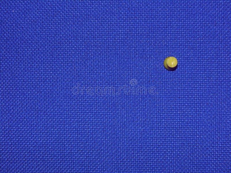 Tablón de anuncios azul imágenes de archivo libres de regalías