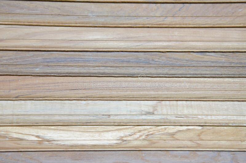 Tablón de madera de Brown del roble fotografía de archivo