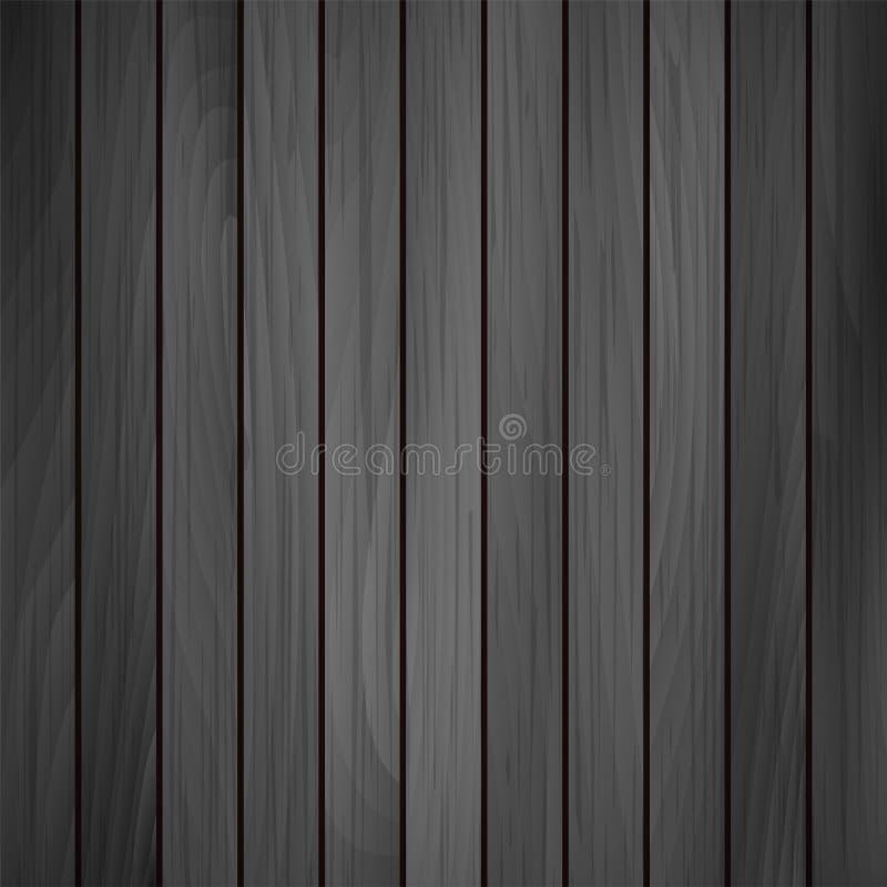 Tablón de madera del vector libre illustration