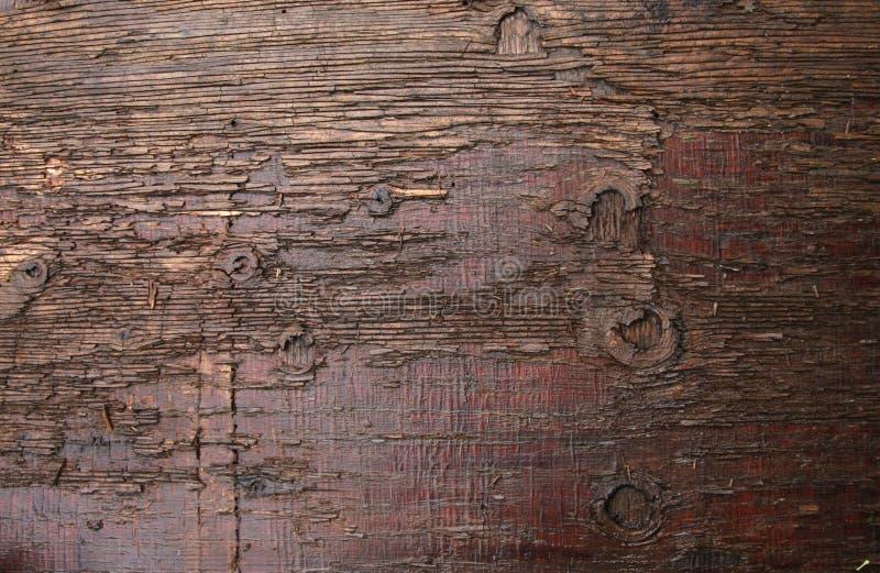 Tablón del marrón oscuro imagenes de archivo