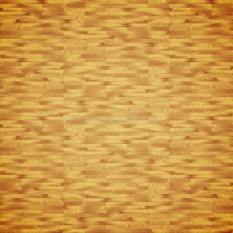 Tablón inconsútil de madera del vector libre illustration