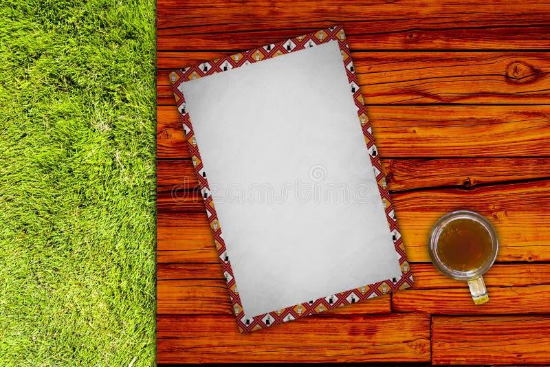 Tabla de madera fotografía de archivo libre de regalías