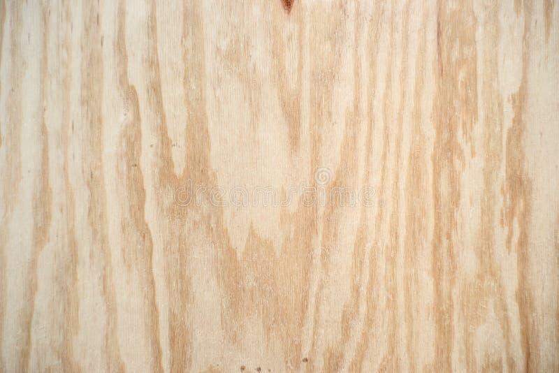 Tabla de madera de la luz de la visión superior con el viejo modelo natural en la superficie, v imagen de archivo libre de regalías