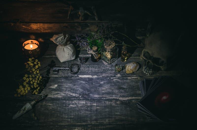 Tabla de magia fotos de archivo libres de regalías