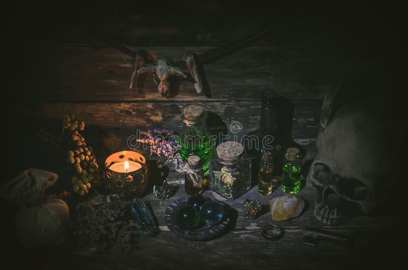 Tabla de magia fotografía de archivo