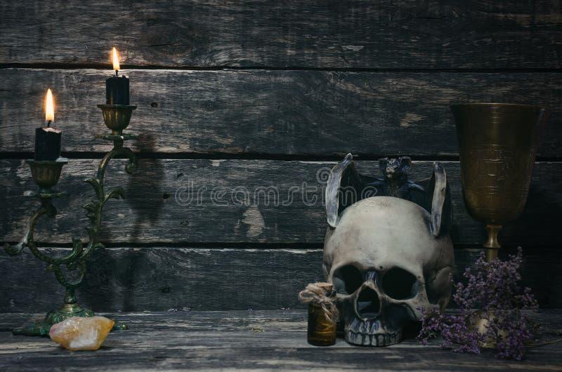 Tabla de magia foto de archivo libre de regalías