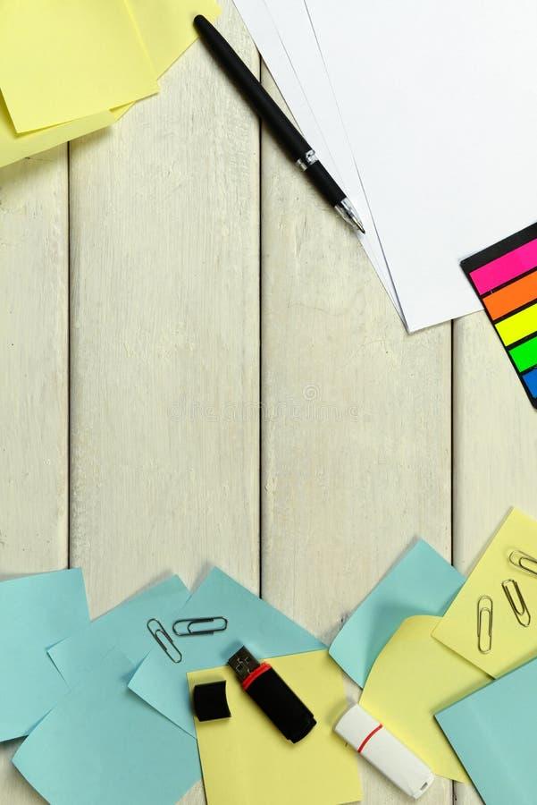 Tabla de trabajo, tabla de funcionamiento imagen de archivo libre de regalías