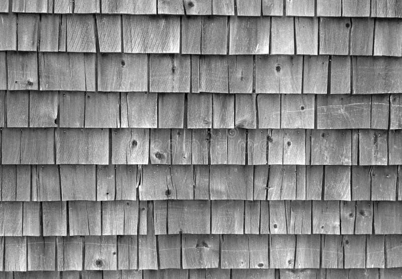 Tablas envejecidas de la casa fotografía de archivo