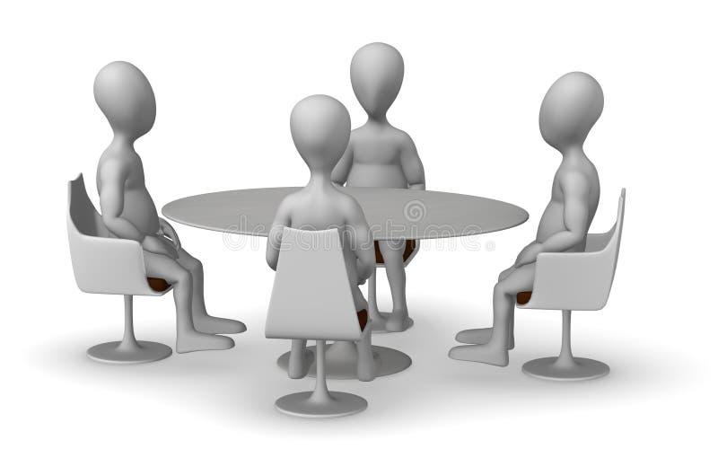 Download Table stock illustration. Illustration of figure, illustration - 14856048
