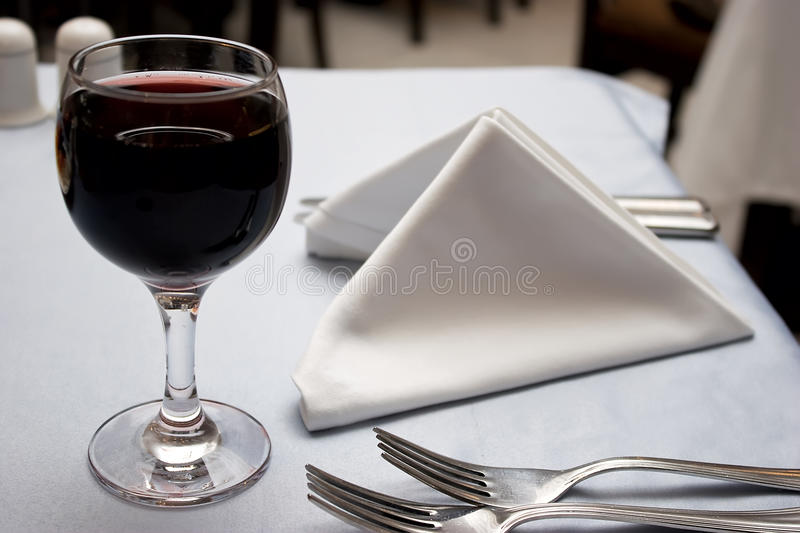 Download Table appointments stock photo. Image of drink, crystal - 15049038