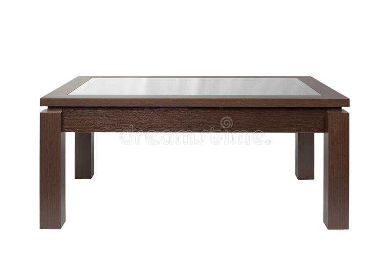 Table basse photos stock