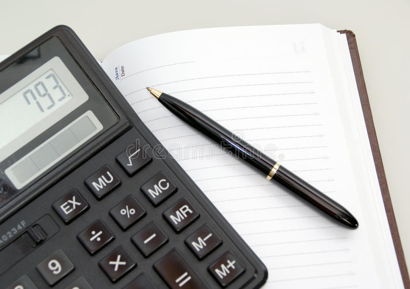 Download On The Table Businessman Stock Photo - Image: 31323450