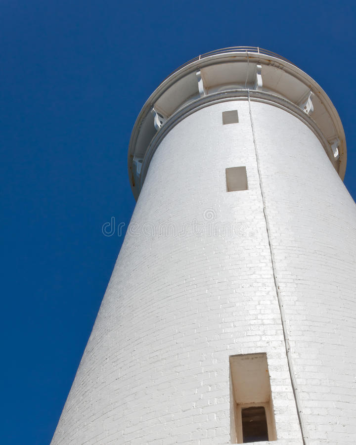 Table Cape Lighthouse Stock Photo