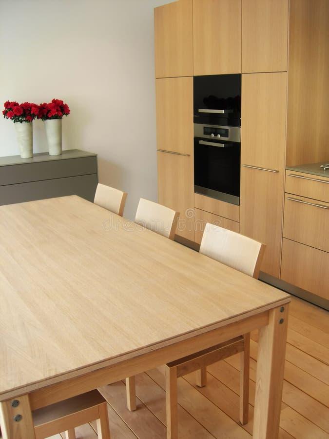 Table de cuisine photos libres de droits
