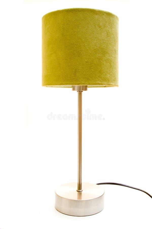 table de lampe photo stock