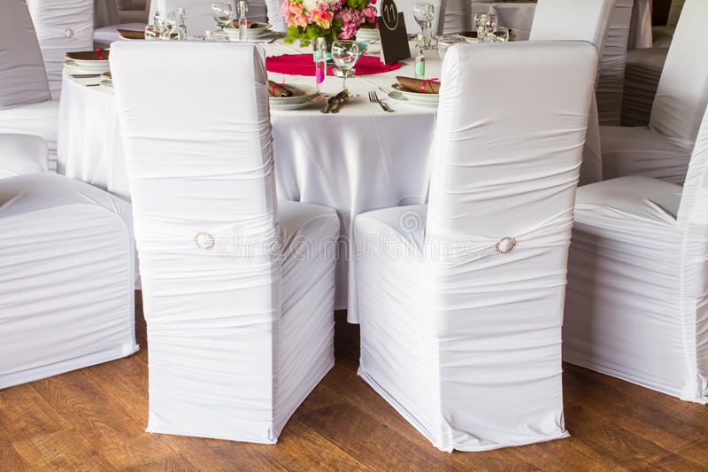 Table de luxe photo stock